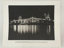 The St. Louis World's Fair Palace of Varied Industries Photo Print