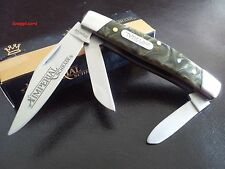 Schrade Imperial IMP17S 3BLD Stockman Folding Pocket Knife Hunting Camping Knife