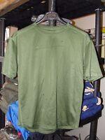 T-shirt de combat respirant Armée Anglaise vert olive taille M 102cm UK maillot