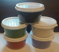 5 Color Set Colored sand Unity sand, Wedding, Ceremony, Art, Craft, Fun