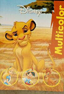 Malbuch/ Disney/ Multi-Color/Ausmalen/ /OVP