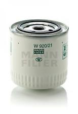 Filter, Arbeitshydraulik für Hydraulische Anlage MANN-FILTER W 920/21