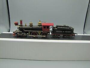AHM HO Scale Virginia & Truckee 4-4-0 RENO #5070