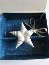 Margaret Furlong Bisque Porcelain Catch A Falling Star Ornament Nib New-Read