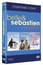 BELLE & SEBASTIEN COLLECTION  3 DVD  COFANETTO