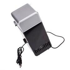 PC USB Mini Refrigerator Fridge Beverage Drink Can Cooler Warmer SH