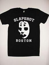 """Slapshot """"Boston"""" tribute T shirt Negative FX SSD Jerry's Kids Gang Green DYS"""