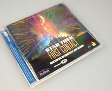 Star Trek First Contact Original Motion Picture Soundtrack OST Jerry Goldsmith