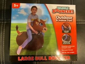 Waddle Bouncer Large Inflatable Bull Bouncer
