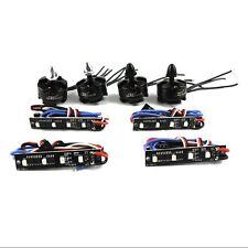 DIY Mini Racing Drone 210/250/270 Quadcopter Brushless Motor ESC Combo Set