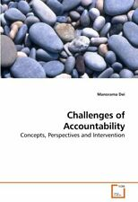 Challenges of Accountability, Dei, Manorama 9783639232691 Fast Free Shipping,,