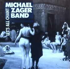 """12"""" - The Michael Zager Band – Let's All Chant (DISCO) SPANISH EDIT. 1988, MINT"""