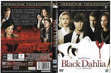 BLACK DAHLIA (2006) dvd ex noleggio