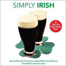 2 CD BOX SIMPLY IRISH O'DONNELL FUREYS McCANN WILSON CLANCY BROTHERS MAKEM ETC