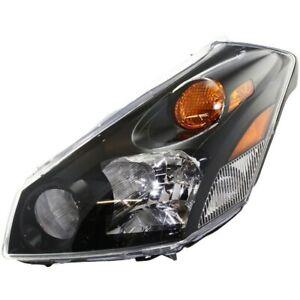 LH Left Driver Headlamp light fits 2004 2005 2006 2007 2008 2009 Nissan Quest