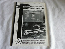 Eisenbahn und Modellbau Heft 6 - MEC Soest