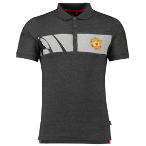 Manchester United Polo Shirt Men's UCL Champions League Polo Shirt - New