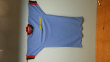 NOS SOMEC BICYCLE jersey short sleeve NEW IN BAG BLUE /YELLOW medium