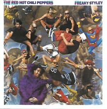 Red Hot Chili Peppers - Freaky Style - 1985