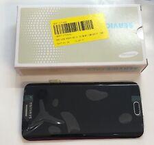 Original Samsung Galaxy S6 Edge G925 F, FQ Negro Zafiro Lcd Montaje Original
