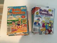 ARCHIE COMICS DIGEST - BETTY AND VERONICA - YOUR CHOICE OF ONE OR MORE FROM LIST