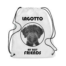 Borsa Sacca cane LAGOTTO MY BEST FRIEND