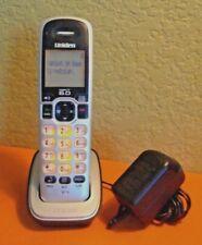 DCX160 UNIDEN EXTRA HANDSET  FOR D1660 D1680 D1685 D1688 SERIES PHONES  F5.3