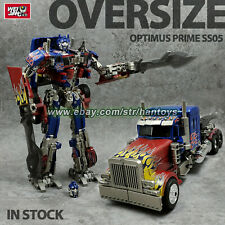 New Transformes WeiJiang Oversize Optimus Prime SS05 Alloy Action Figure instock