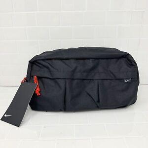 Nike Golf Zip Tote Carrying Shoe Bag Storage Travel Black or Navy - $25
