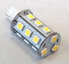 2x 6 VOLT BIANCO glb500 T10 CAPLESS LED Zeppa Lampadina CLASSIC AUTO GAUGE finestra laterale