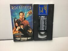The Rocketeer VHS