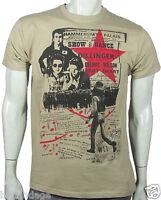Clash joe strummer punk Hammersmith Palais t-shirt by Sexy Hooligans