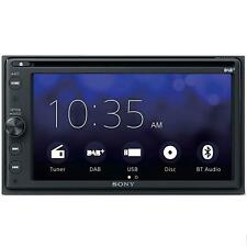 "Sony Car Stereo│2Din DAB+ Radio│6.4"" Media Receiver│Bluetooth│CD/DVD│Android/MP3"