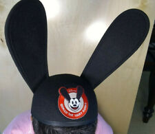 Disney Parks | Oswald The Lucky Rabbit Ears Hat Adult Size | Rare Disneyana