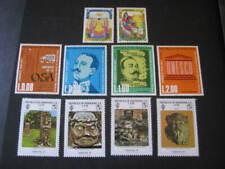 Honduras Stamp 3 Air Mail Sets Never Hinged Unused Lot 18