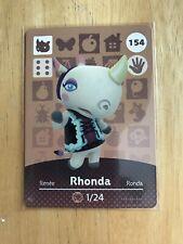 Rhonda Amiibo Card