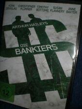 THE MONEYCHANGERS - DVD - KIRK DOUGLAS CHRISTOPHER PLUMMER