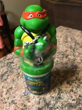 1990 Tmnt Michael-Angelo Kid Care  Slime Green Ooze Bubble Bath. Sealed