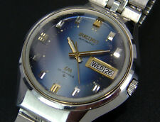 Seiko Lord Matic 1973 Vintage Automatic Winding Mens Watch reloj uhr montre 5606
