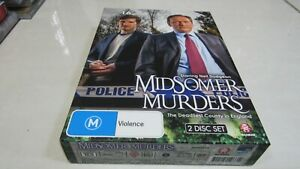 Midsomer Murders : TV Season 16 : Part 1 - Like NEW - FREE Tracked Postage Inc