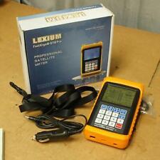 MINT IN BOX Lexium 5110 Pro Professional Satellite Meter ! 1B21