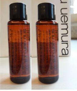 Shu Uemura Ultime8 Sublime Cleansing Oil 15ml x 2 = 30ml Sample Size