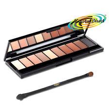 Loreal la paleta Nude 02 beige sombra de ojos Maquillaje Paleta Con Espejo