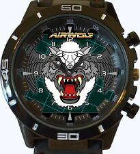 Airwolf Logo New Gt Series Sports Unisex Gift Watch
