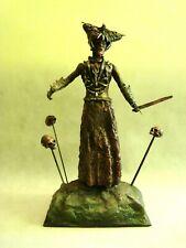 Dark Fantasy Sculptures-Reckoning Day-figure, statue horror 1/4 scale