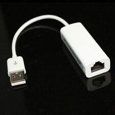 3 Puertos Usb Red Lan Ethernet Adaptador Usb 2.0 Hub Rj45 Para Macbook Air Pro