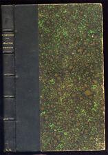 DE FREYCINET, ANALYSE INFINITÉSIMALE (1881)
