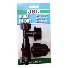 JBL Aqua In-Out Wasserstrahlpumpe - Acuario Cambio de Agua Limpieza Aspirar