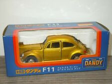 VW Volkswagen 1200LE Beetle Rolls Bonnet - Tomica Dandy F11 Japan 1:43 *34261
