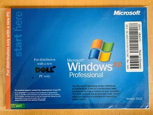 Windows XP Professional Reinstall Disk for a Dell Computer, London Stock